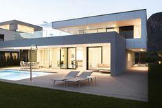 Construcciones Sustentables en Italia vivienda de dos Apartamentos Independientes: Casa M2