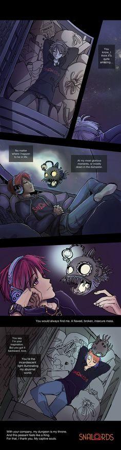 Page 2: www.webtoons.com/challenge/epi… < WEBTOON COMIC HERE