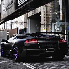 Lamborghini Murciélago SV LP670-4 •  @milliondollarkloset for fashion and upscale living  ———————————————————— © Chen  for This will do via Flickr !! ————————————————————