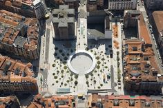 Indautxu Square, Bilbao Spain / JAAM sociedad de arquitectura