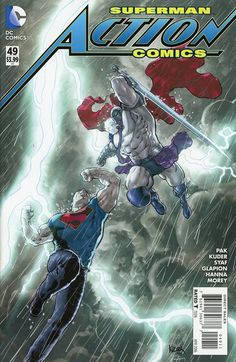 Action Comics #49              (Apr 2016)