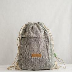 050d05634bd8 Hemp Backpack Rucksack Travelpack Hipster | Etsy Рюкзаки, Магазин Etsy, Ручная  Работа, Сумки