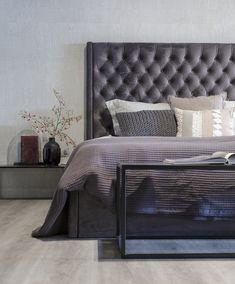 Slapen als een prins(es)... Voor die hotelsfeer in je eigen slaapkamer is dit prachtige bed een echte must have! Interior Design, Furniture, Bed, Home, Interior, Bedroom, Rustic Bedroom, Kawaii Bedroom, Home Decor