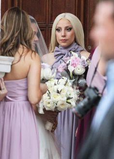 Lady Gaga is a Bridesmaid in New Orleans Wedding