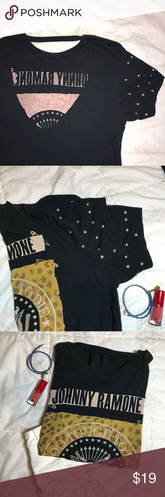 """Forever 21 sexy backless short- sleeve tee I worn it two times. In good condition! Long: 23"""" Forever 21 Tops Tees - Short Sleeve"""