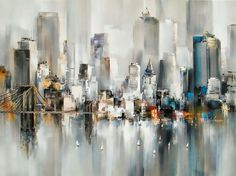 Cityscapes....Wilfred Lang
