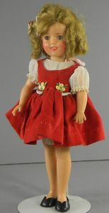 """Ideal Shirley Temple Doll 12"""" Vintage Tagged Dress Vintage  http://www.ebay.com/itm/Ideal-Shirley-Temple-Doll-12-Vintage-Tagged-Dress-Vintage-/370598063146?pt=LH_DefaultDomain_0=item56495dac2a#ht_3644wt_754"""