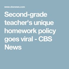 Down With Homework Teachers Viral Note >> 9 Best No Homework Policy Images Classroom Learning School