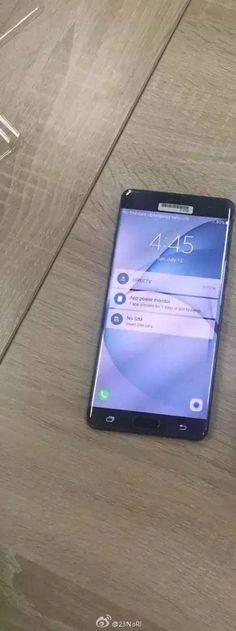Galaxy Note 7 in tutte le angolazioni (o quasi) in nuove foto