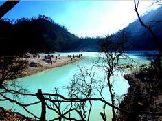Tempat Wisata Kawah Putih di Ciwidey Bandung – Aneka Tujuan Wisata