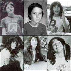 young john frusciante