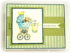 Stampin' Up! Baby Bundle