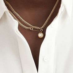MINIMAL + CLASSIC: Wouters & Hendrix Necklace - Necklaces Jewelry at Club Monaco