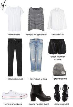 dirtylittlestylewhoree:  Basic wardrobe essentials