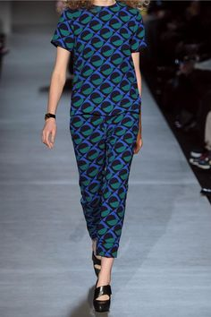 Etta printed crepe top on Wantering #marcjacobs #wantering #top #patterned #print #fashion #style