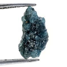 African 2.73 Ct Natural Diamond Rough Raw Loose Diamond Fancy Blueish Color