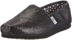 Toms Classics Glitter Shoes