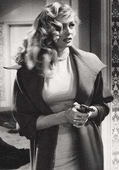 """From Britain in 1957, Anita Ekberg in """"Interpol"""" with Victor Mature and Trevor Howard. The film was re-titled """"Pickup Alley"""" for distribution in the U.S. Hollywood Icons, Old Hollywood Glamour, Golden Age Of Hollywood, Vintage Glamour, Vintage Hollywood, Hollywood Stars, Vintage Beauty, Hollywood Actresses, Classic Hollywood"""