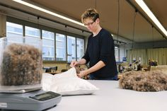 The expertise of our employees with regard to the material and the correct operation of the machines is a decisive factor for a successful cleaning process. A common sense of responsibility, born in unison, is the key to the featherweight quality of the goods produced. Common Sense, No Response, Duvet, Cleaning, Key, Pillows, Down Comforter, Unique Key, Home Cleaning
