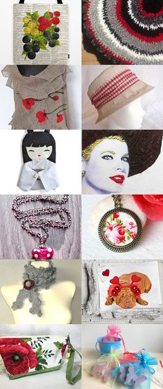Valentine's shopping by Vera on Etsy--Pinned with TreasuryPin.com