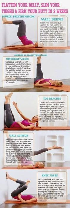 LBT (Legs, Bums and Tums) Workout | Health, Beauty & Fitness