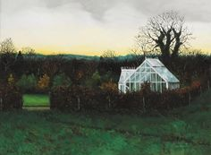 Buy online, view images and see past prices for Martin Gale RHA LATE IN NOVEMBER, Invaluable is the world's largest marketplace for art, antiques, and collectibles. Garden Painting, Garden Art, Irish Art, Greenhouse Gardening, Global Art, Source Of Inspiration, Art Market, Gazebo, Past