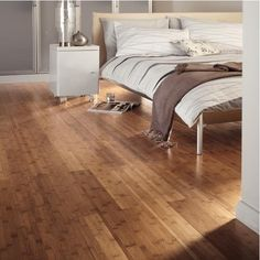 I like this color bamboo flooring