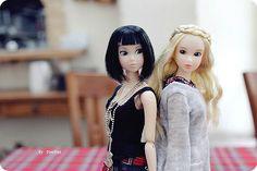 Momoko dolls ~ from flickr