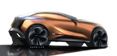 Automotive Skecthes 2017 VOL.1 on Behance