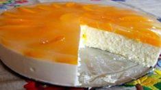 Nepečený tvarohový koláč bez múky a vajíčok – ideálny na leto! Strawberry Desserts, Summer Desserts, Cheesecake Recipes, Dessert Recipes, Wedding Cake Flavors, Vanilla Sugar, Food Items, Sour Cream, Love Food