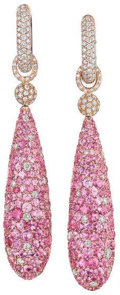 pink sapphire & diamond