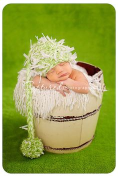 How to Be Your Own Anne Geddes with Baby Photo Props