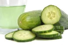 D.I.Y Cucumber/Aloe Toner... I use cucumber & aloe juice and put it in a spray bottle. Will add witch hazel next time.
