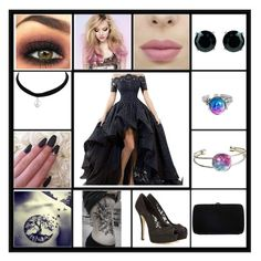 """Ball #5"" by smilxngstars on Polyvore featuring Mode, Georgini, Sergio Rossi und Dolce&Gabbana"