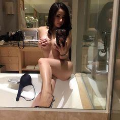 Foto Semi Telanjang Kie Jennifer Model Sexy Asal Medan (6)