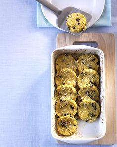 Oliven-Kräuter-Polenta