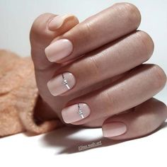 13 Cute Nail Designs for Brides-to-Be #nailedit #nailart #bridetobe #bridalnails