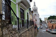Sreets of Santo Domingo