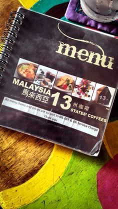 Interesting menu, and its coffee choices too. #phonephotography #mobilephotography #blastfromthepast