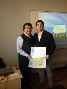 Felicitaciones Pablo Gutierrez!!!