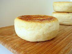 DIY English Muffins