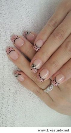 french nails ballerina Tips Fancy Nails, Love Nails, Trendy Nails, Pink Nails, French Nail Art, French Tip Nails, French Pedicure, Nail Manicure, Gel Nails