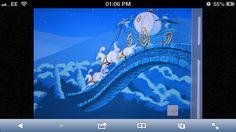 Disney theme kids room wall 3
