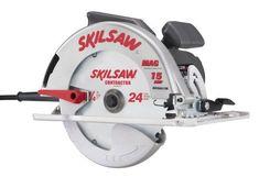 Side Winder Circular Saw $69  SKIL HD5687M-01 15 Amp 7-1/4-Inch Magnesium SKILSAW Circular Saw Skil http://www.amazon.com/dp/B0037KM8U0/ref=cm_sw_r_pi_dp_l8M8tb0GDHXER