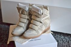Isabel Marant  I've got them too!!  V.