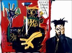 "Jean-Michel Basquiat    ""I am not a black artist, I am an artist.""  Jean-Michel Basquiat"