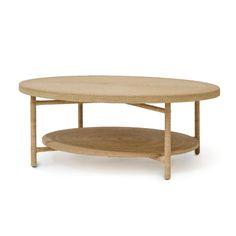 "MONARCH COFFEE TABLE 48""Dia x 18.5""H"