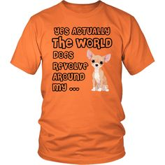 Chihuahua Design Unisex T-Shirt District Made amazingly soft and comfortable with a modern fashion fit. Wear With Pride and Love Great for a gift or for you to wear yourself. 100% Cotton Super Soft Qu