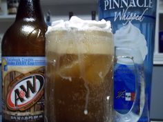 Vodka – Root Beer Float Recipe Whipped Vodka – Root Beer Float Recipe This is the best mixed drink I have ever had! My new Favorite!Whipped Vodka – Root Beer Float Recipe This is the best mixed drink I have ever had! My new Favorite! Party Drinks, Cocktail Drinks, Fun Drinks, Alcoholic Drinks, Vodka Cocktails, Cocktail Recipes, Vodka Martini, Alcoholic Root Beer Float, Drinks Alcohol