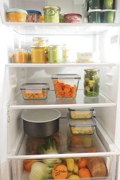Créer son menu de batch cooking en 10 étapes | Cuisinez pour bébé Batch Cooking, Cooking Recipes, Plat Vegan, Meal Prep, Prepping, Food And Drink, Conservation, Nutrition, Yummy Yummy